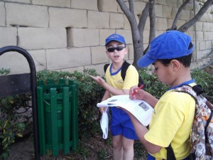 Maths trail outing 4