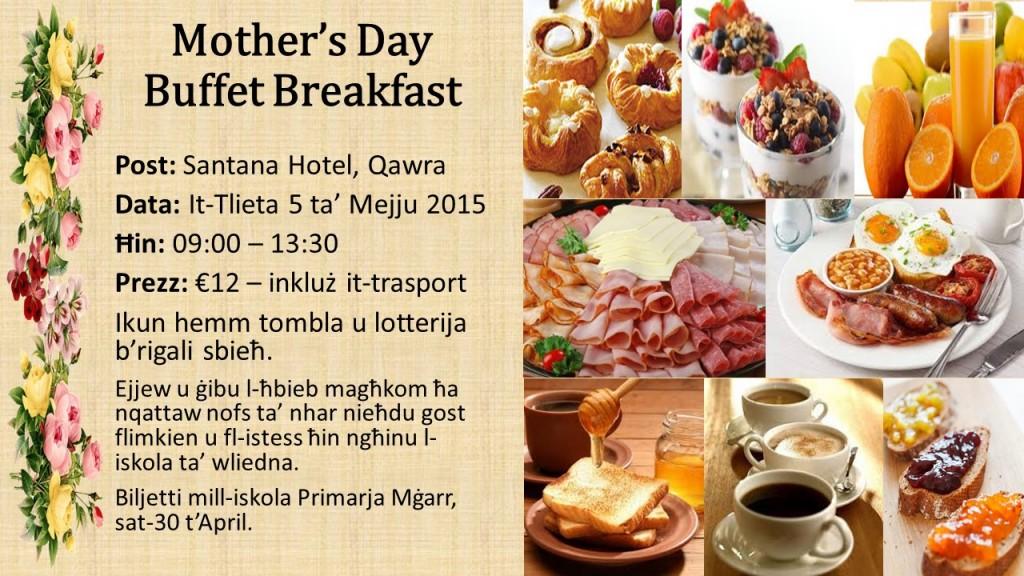 Mother's day Santana Hotel