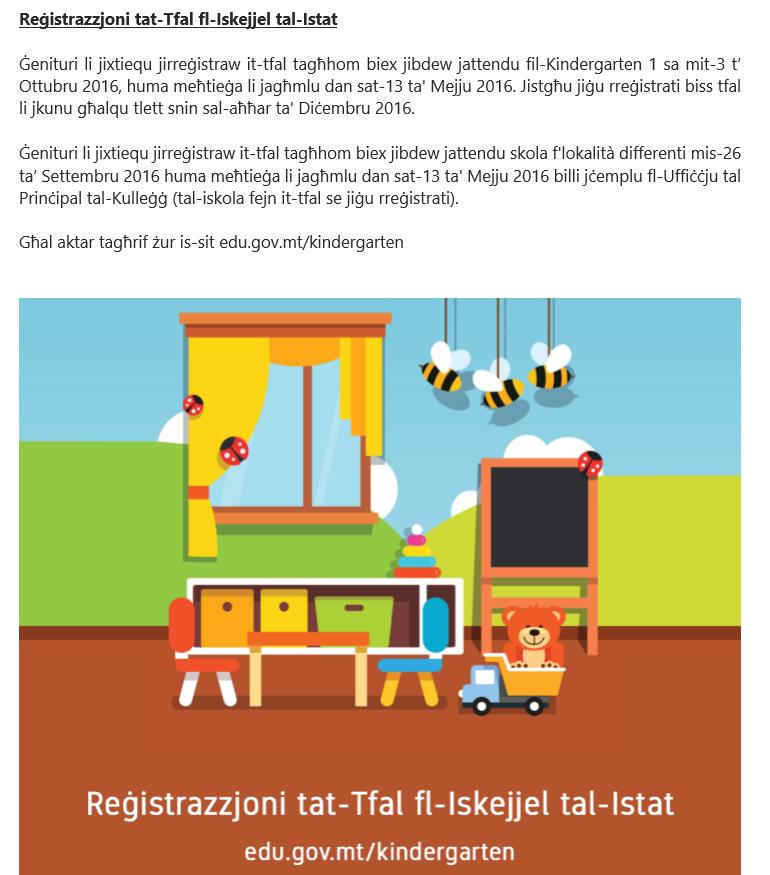 Registration MLT
